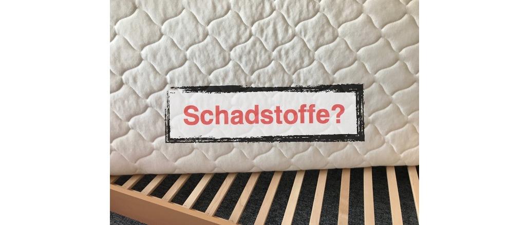 BASF Schaumstoff-Matratzen Gesundheitsgefahr