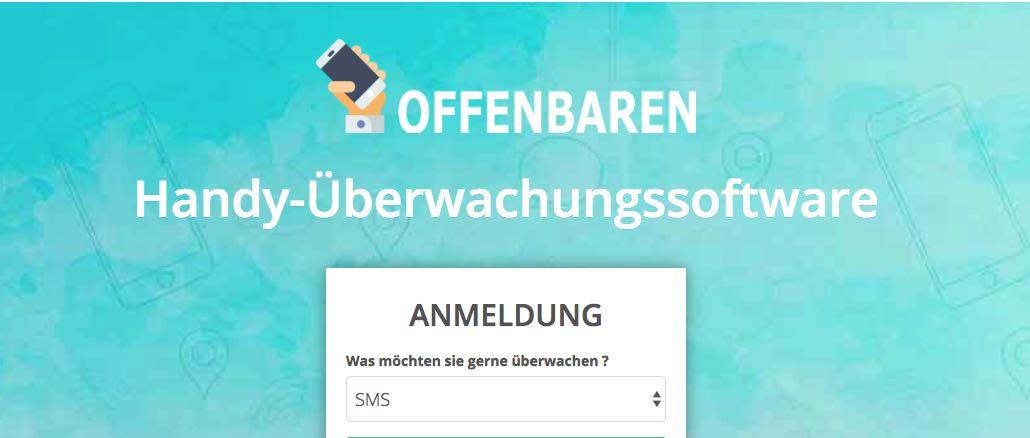 Offenbarren.com Handyüberwachung