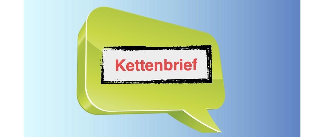 Symbolbild WhatsApp Kettenbrief