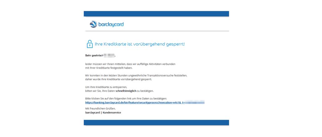 2017-11-16 Barclaycard Phishing