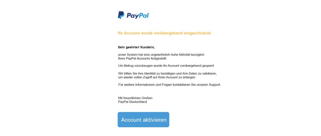 2017-11-17 PayPal Phishing