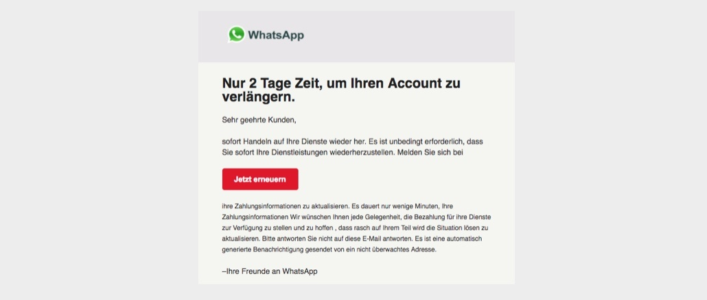 2017-11-17 WhatsApp Phishing