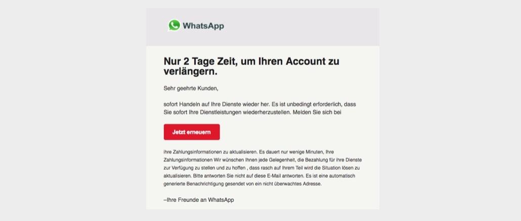2017-11-17 WhatsApp Phishing