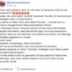 Facebook Warnung Kettenbrief