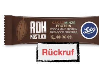 Rohkostriegel Rückruf Lubs GmbH
