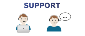 Symbolbild Support