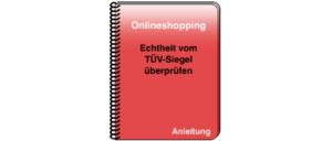 TÜV Siegel überprüfen Anleitung