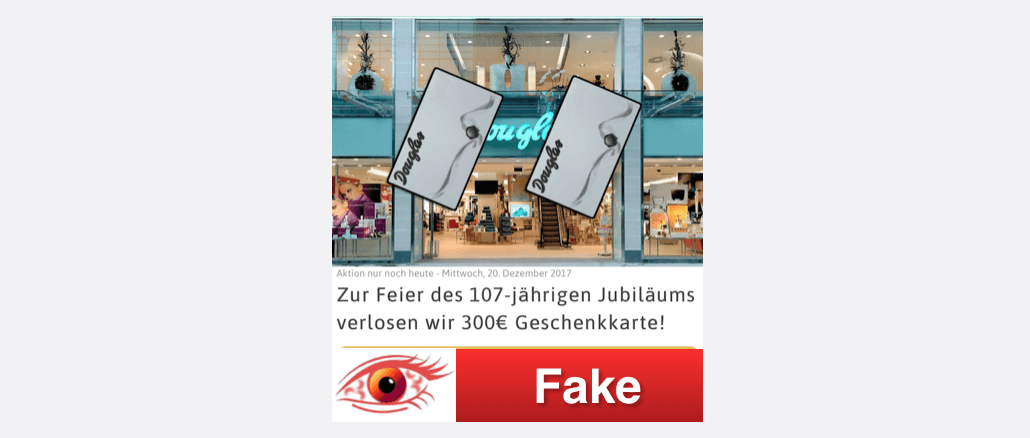 WhatsApp Kettenbrief Einkaufsgutschein 300 Euro Fake