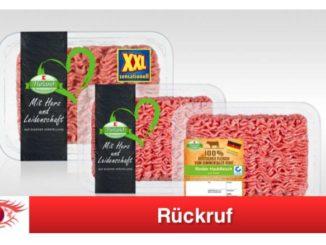 2018-01-18 Kaufland Rückruf K-Purland Hackfleisch