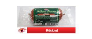 2018-01-18 Rueckruf Stockmeyer Delikatess Teewurst 125g
