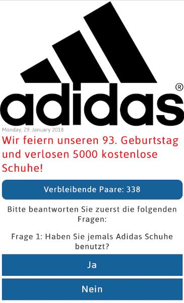 adidas 1000 kostenlose schuhe
