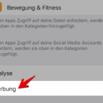 Anleitung iOS Ad-Tracking deaktivieren 3