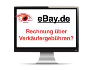 ebay Mail Verkäufergebühren