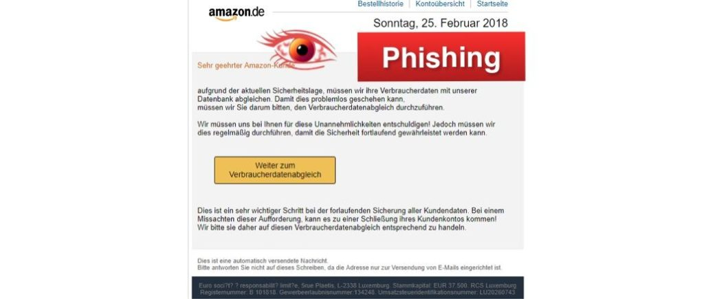 2018-02-26 Amazon Phishing
