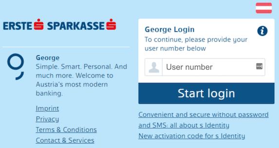 2019-01-29 Erste Sparkasse Phishing