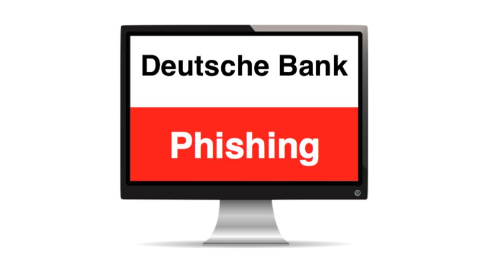 """Deutsche Bank Phishing: E-Mail """"Wichtige Information zu Ihrem Bankkonto"""" ist Spam"""
