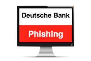 """Deutsche Bank Phishing: E-Mail """"Wichtige Nachricht"""" ist Spam"""
