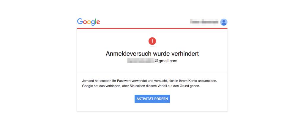 Google Mail Russland