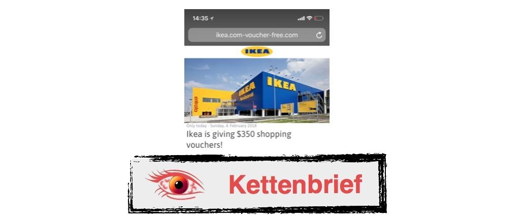 whatsapp kettenbrief 500 geschenkkarte von ikea ist betrug. Black Bedroom Furniture Sets. Home Design Ideas