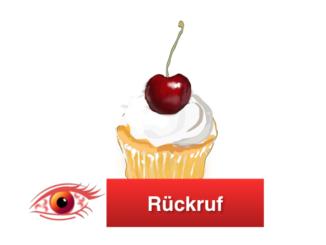 Rückruf Kuchen Toertchen Stabinger