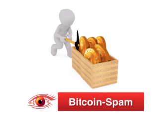 Spam Mail Bitcoin Trading