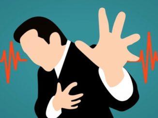 Symbolbild Herzinfarkt, Herzschmerzen, Herzrhythmusstörung