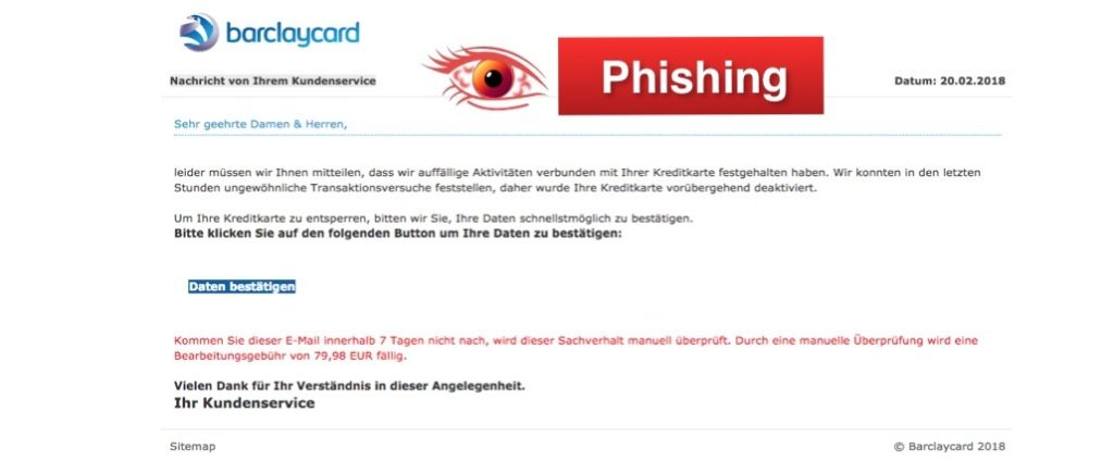 2018-03-07 Barclaycard Phishing