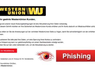 2018-03-07 WesternUnion Phishing