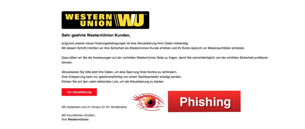 2018-03-07 WesternUnion Phishing