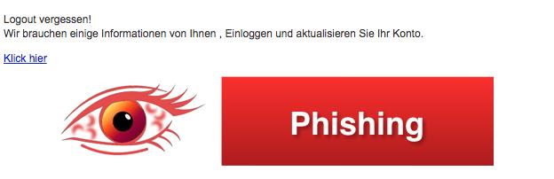 2018-04-30 Hotmail Spam Anzeige Logout vergessen