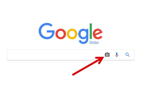 Google Bilder Rückwärtssuche App
