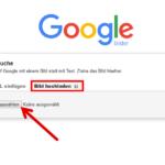 Anleitung Bildersuche bei Google 2