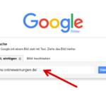 Anleitung Bildersuche bei Google 5