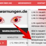 Anleitung Bildersuche bei Google 7
