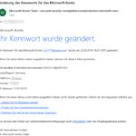 Microsoft Konto Kennwort zuruecksetzen 8