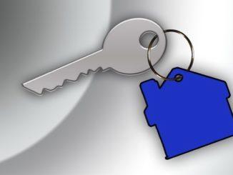 Symbolbild Schlüssel, Miete, Haus, Wohnung