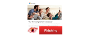 2018-04-13 Microsoft Phishing Mail Your account has reached an upgrading stage