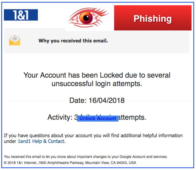 2018-04-16 1un1 Spam Important Information
