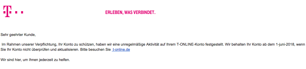 2018-06-06 T-Online Phishing