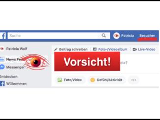 Facebook Profil Besucher sehen