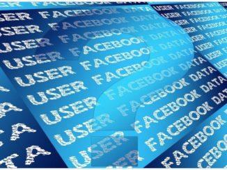 Facebook User Nutzer Daten Symbolbild