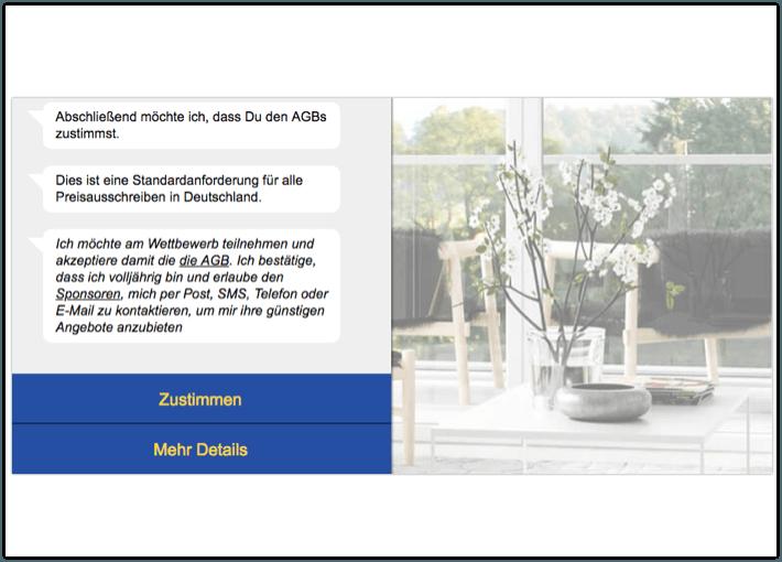Gewinnspiel Green Flamingo IKEA
