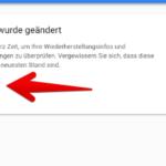 Google Passwort ändern 6