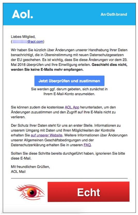 Aol Mail Einloggen
