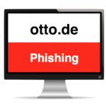 Phishing Warnung im Namen von Otto
