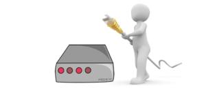 Symbolbild DSL Internetanschluss