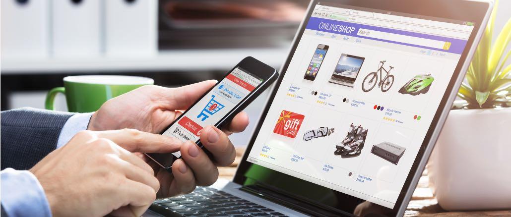 Wer online einkauft muss die Gefahren kennen