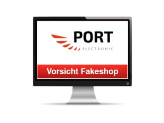 Achtung: electronic-port ist ein Fakeshop!