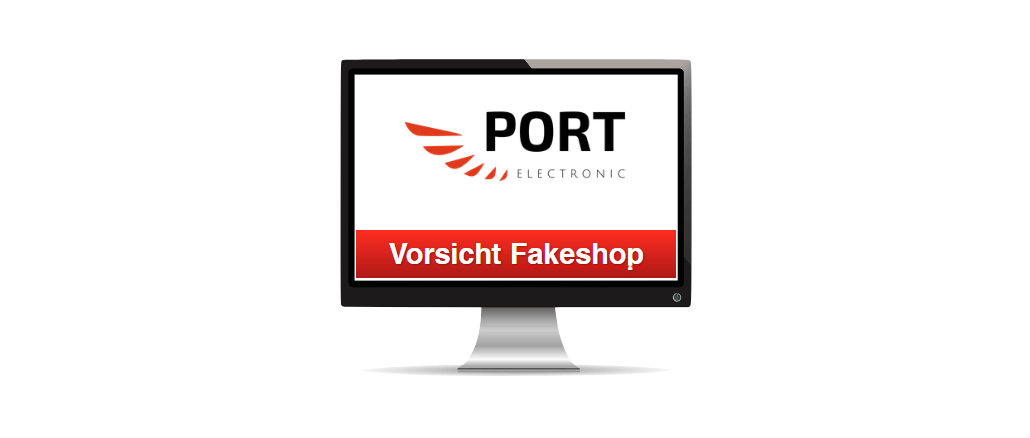 Achtung: electronic-port ist ein Fakeshop!