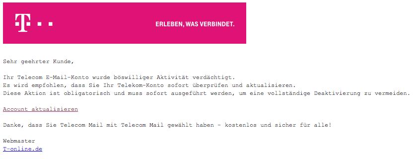 2018-10-09 Telekom Phishing
